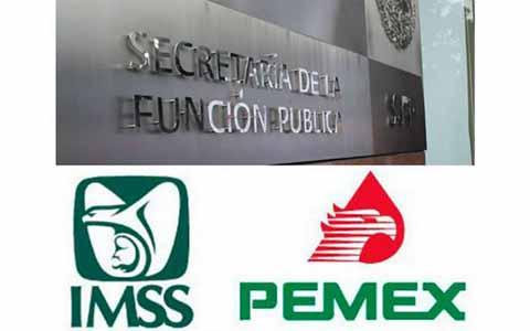 Investigan Incremento Patrimonial de Funcionarios en Pemex y Seguro Social