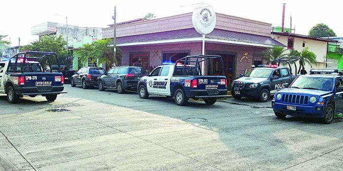 Delincuentes Armados Logran Botín de 300 mil Pesos