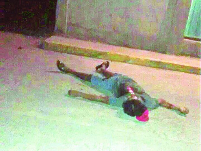 Lo Asesinaron a Balazos en Suchiate