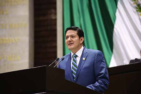 Se Pronuncia Diputado Zamora Morlet por Tarifas Eléctricas Justas Para Chiapas