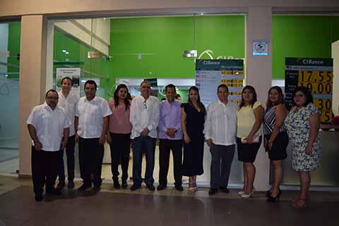 Inauguran Sucursal Tapachula de CIBanco
