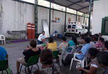 Se Capacitan Comités Comunitarios de Protección Civil