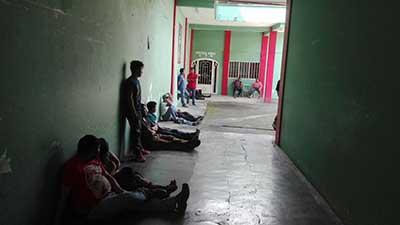 Comité Toma Instalaciones de la CTM en Tapachula