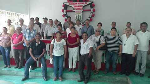 Nombra CTM Concejo Interino Para la Delegación Tapachula