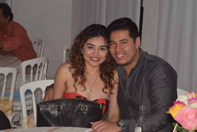 Génesis Molina, Emmanuel Chong.