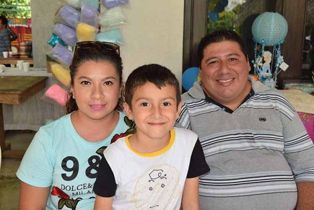 Familia Palomeque López.