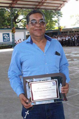 Lázaro Vela, Reconocimiento por su trayectoria.