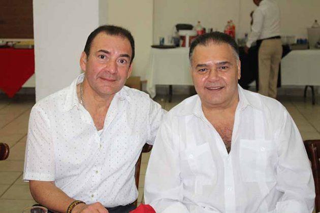 Marcelino Sosa, Antonio Díaz.
