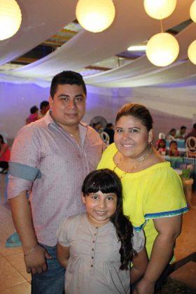 Familia Escobar Solís.
