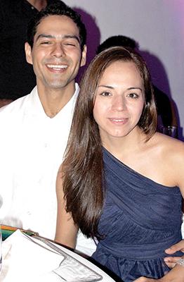Armando Quezada, Yazmín Herrera.
