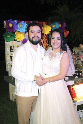 Alejandro Quezada, Denisse Palacios.