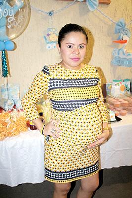 Alejandra Barrios.