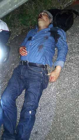 Dos Muertos en Fuerte Accidente Automovilístico