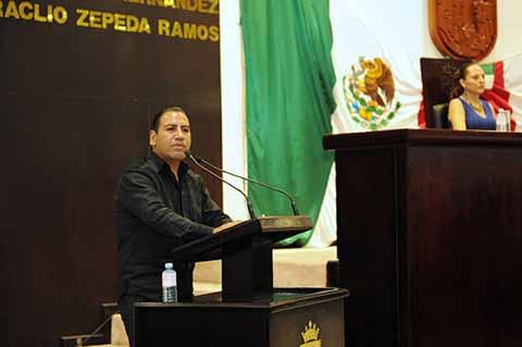 El exhorto va dirigido a Comisión Nacional de Áreas Naturales Protegidas, la Secretaría del Medio Ambiente e Historia Natural y la Secretaría de Protección Civil del Estado.