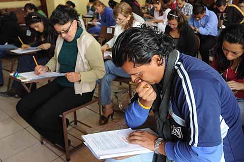 Evalúa la SEP a mil 518 Profesores Para el Ingreso a Educación Básica en Chiapas