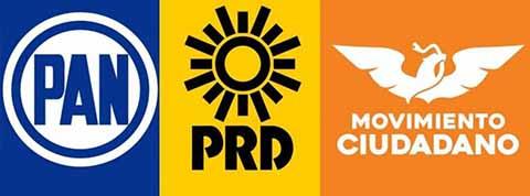 Anuncia PAN-PRD-MC que van Juntos por la Alcaldía de Tapachula en el 2018