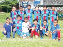 Real Tapachula Golea a las Águilas