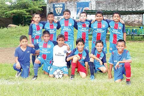Real Tapachula Golea a las Águilas