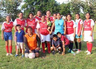 Actividad en el Futbol Femenil