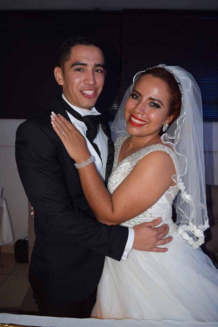 Jonathan & Karla.