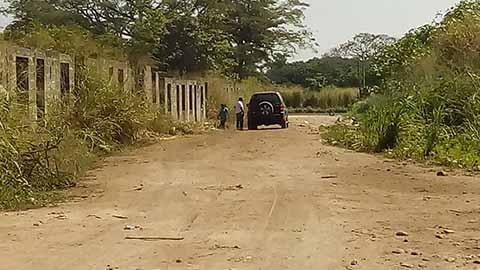 Invaden Casas Abandonadas en Fraccionamiento Los Llanes