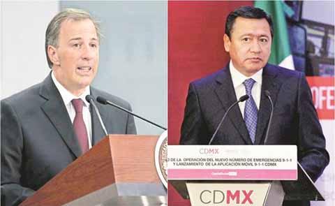 José Antonio Meade Prepara Renuncia en Hacienda Buscaría Precandidatura del PRI a la Presidencia