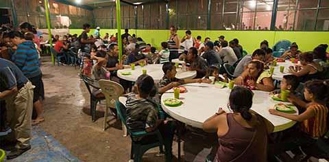Más de 1,200 Migrantes Buscan Refugio de Manera Formal en México: CDH-FMC