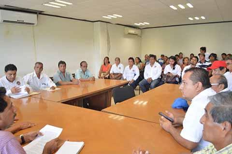 Exigen el Desalojo de Invasores del Edificio de la CTM Tapachula