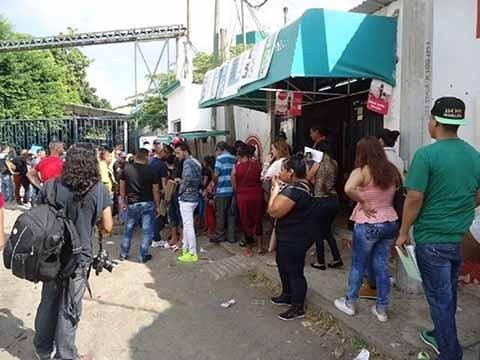 Salvadoreños, Hondureños y Venezolanos, los que Más Refugio Solicitan a México.