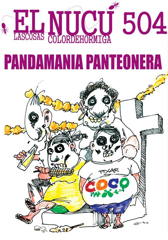 PANDAMANIA PANTEONERA...