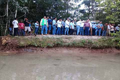 Implementan Acciones Para Mantener el Atractivo Turístico en Cascadas de Agua Azul