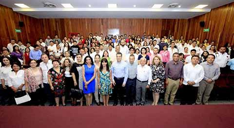 Celebra Rutilio 10 Años del Sistema Integral de Justicia Penal Para Adolescentes en Chiapas