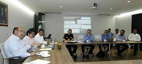 Coordinan Acciones de Seguridad Para la ZEE en Puerto Chiapas