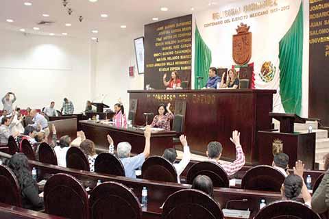 Aprueba Congreso Local Ley Para la Prevención de la Obesidad en Chiapas