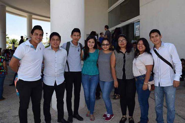 Adiel Nanduca, Daniel Plerez, Obed Castellanos, Angeles Rodríguez, Teresa Noriega, Alexia Chirino, Suzcell Hernández, Dario Ibarrias.