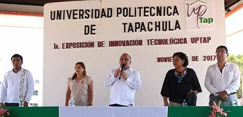 """""""Exposición UPTAP 2017"""""""