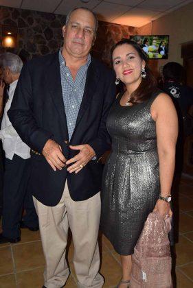 Víctor, Patricia Aguilar.