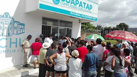 Cumplen un Mes sin Agua en Colonias al Sur de la Ciudad