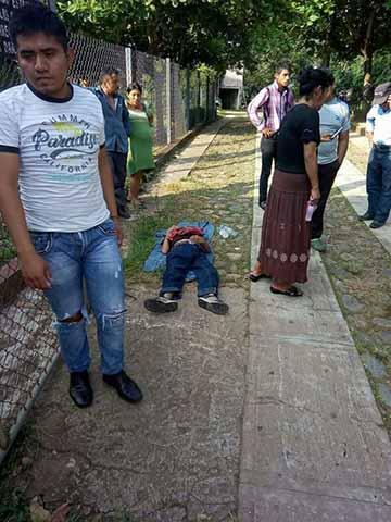 Pacientes Denuncian NegligenciaEn el Hospital General de Huixtla