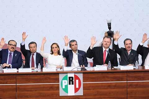 Lanza PRI Convocatoria Para Elegir Candidato Presidencial
