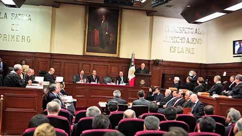 La Suprema Corte Ordena al Congreso de la Unión Regular Publicidad Oficial