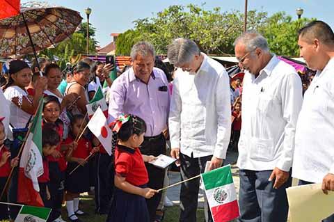 Embajador de Japón en México Visita Tapachula, Escuintla y Acacoyagua