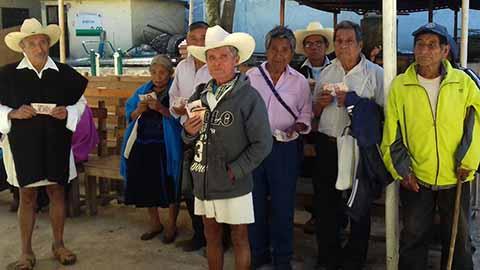 Disminuye en Chalchihuitán Hostilidad Gracias a Ayuda Humanitaria