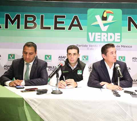 Verde se Consolida en el País y Nuestro Estado: Eduardo Ramírez