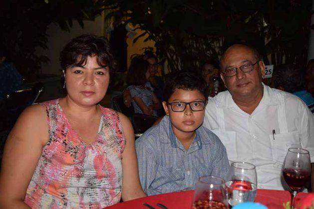 Familia Peñaloza Arévalo.