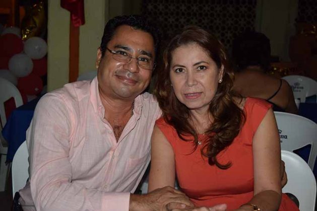 Daniel Ruiz, Norma Santizo.