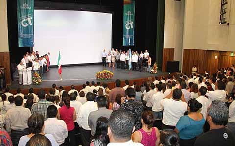 Tapachula Sede de la 5ª Cumbre Intermunicipal; Participan 57 Gobiernos de Chiapas y Guatemala