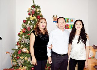 Dalia Camilo, Carlos Daniel Rodríguez, Karla Pamela.