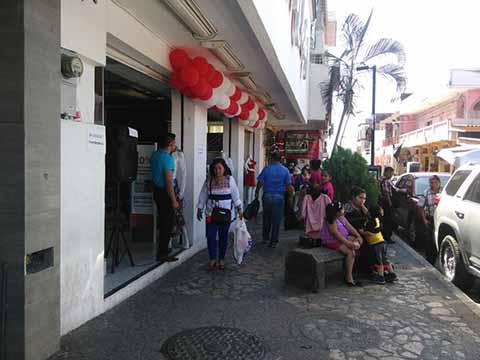 Comerciantes Exigen Mayor Seguridad en el Centro Histórico