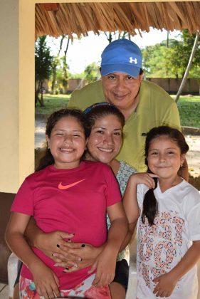 Familia Cerón Solís.